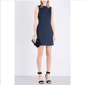 Diane Von Furstenberg Madyson calna Shift Dress